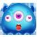 Beast Blaster Emoticon bluebeast1