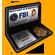 Cognition An Erica Reed Thriller Badge Foil