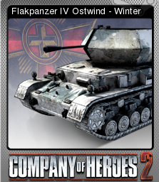 Company of Heroes 2 Foil 7