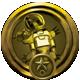 Gravity Badgers Badge Foil