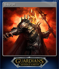 Guardians of Middle-earth Card 6