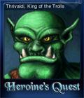 Heroines Quest The Herald of Ragnarok Card 6