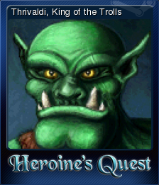 Heroines Quest The Herald of Ragnarok Card 6