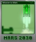 Mars 2030 Foil 1