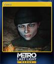 Metro Last Light Redux Card 1