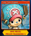 One Piece Pirate Warriors 3 Card 7