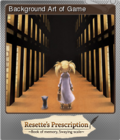 Resette's Prescription ~Book of memory, Swaying scale~ Foil 01