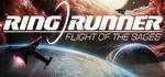 Ring Runner Flight of the Sages Logo