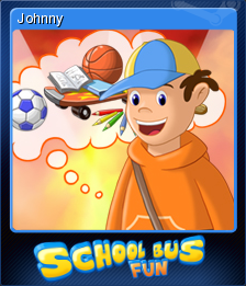 School Bus Fun Card 13