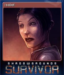 Shadowgrounds Survivor Card 2