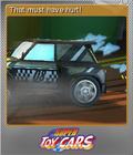 Super Toy Cars Foil 4