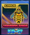 Terrian Saga KR-17 Card 2