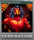 The Last Federation Card 04 Foil