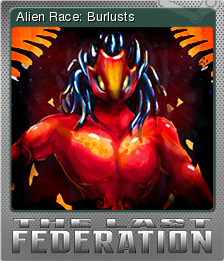 The Last Federation Card 04 Foil