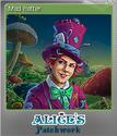 Alice's Patchwork Foil 2