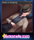 Backstage Pass Card 04