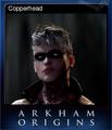 Batman Arkham Origins Card 3