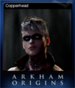 Batman Arkham Origins Card 3