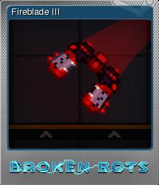 Broken Bots Foil 6
