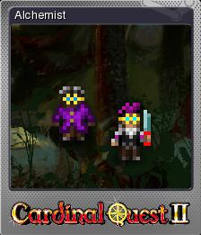 Cardinal Quest 2 Foil 7