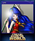 Cthulhu Saves the World Card 3