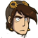 Deponia Emoticon rufusserious