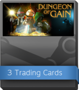 Dungeon of gain Booster Pack