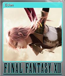 FINAL FANTASY XIII Foil 3