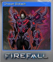 Firefall Card 07 Foil
