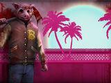 Hotline Miami - Pig