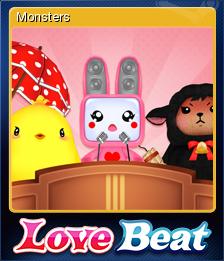 LoveBeat Card 5