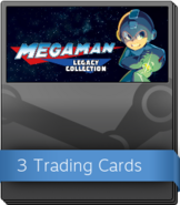 Mega Man Legacy Collection Booster Pack