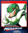 Mega Man Legacy Collection Card 5