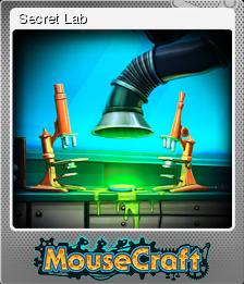 MouseCraft Foil 4