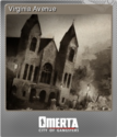 Omerta - City of Gangsters Foil 5
