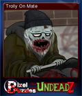 Pixel Puzzles UndeadZ Card 11
