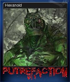 Putrefaction Card 6