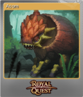 Royal Quest Foil 01