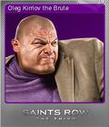 Saints Row The Third Foil 4