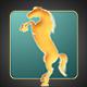 Secret of the Magic Crystals Badge 3