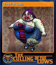 The Culling Of The Cows Card 1