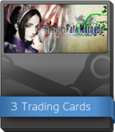 The House in Fata Morgana Booster Pack