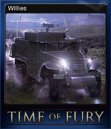 Time of Fury Card 4