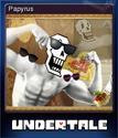 Undertale Card 2