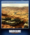 Wargame Red Dragon Card 3