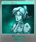 Whispering Willows Foil 6