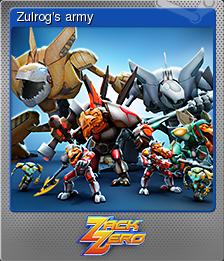 Zack Zero Foil 6