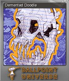 Ballpoint Universe Infinite Foil 03