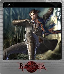 Bayonetta foil 09