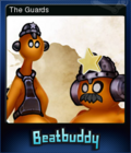 Beatbuddy Tale of the Guardians Card 4